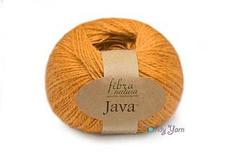 FibraNatura Java, Желтый №228-08