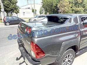 Крышка кузова GRANBOX на Toyota Hilux 2015-2019 Крышка кузова ГранБокс на Тойота Хайлюкс 2015-2019