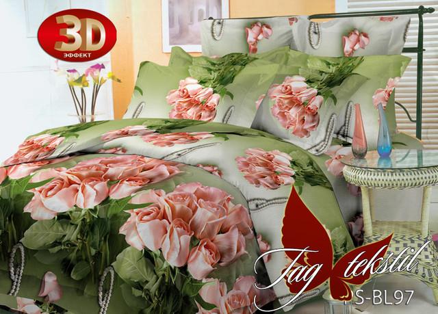 Полисатин 3D сімейні комплекти