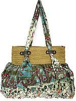 Летние женские сумки с цветочным узором
