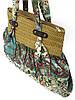 Летние женские сумки с цветочным узором, фото 2