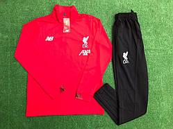 Спортивный (тренировочный) костюм NB FC Liverpool (реплика)