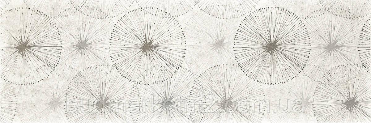 Керамічна плитка PARADYZ NIRRAD BIANCO INSERTO 20x60 Декор