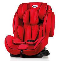 Автокресло Heyner Capsula Multi Ergo 3D Racing Red 786 030 красное 9–36 кг  , фото 1