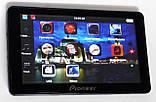 """Автомобильный GPS навигатор 7"""" Pioneer G711 8Gb FM трансмиттер (навигатор пионер с картами навител айгоу), фото 3"""