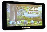 """Автомобильный GPS навигатор 7"""" Pioneer G711 8Gb FM трансмиттер (навигатор пионер с картами навител айгоу), фото 4"""