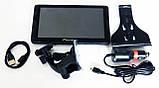 """Автомобильный GPS навигатор 7"""" Pioneer G711 8Gb FM трансмиттер (навигатор пионер с картами навител айгоу), фото 7"""