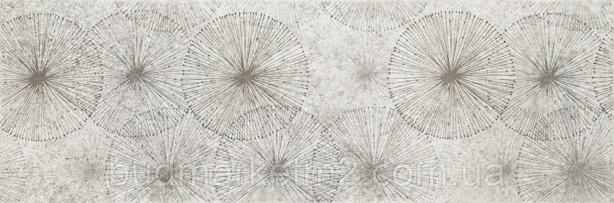 Керамическая плитка PARADYZ NIRRAD GRYS INSERTO 20x60 Декор