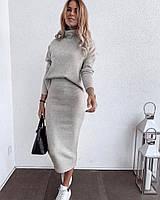 Женский теплый костюм  ВХ9374, фото 1