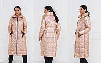"""Женская куртка больших размеров """" Голограмма """" Dress Code, фото 1"""