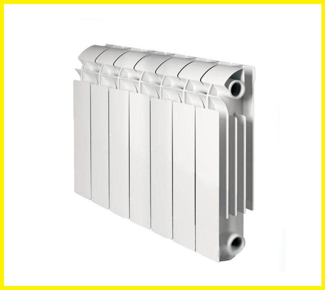 Алюминиевый радиатор Global Vox R 100/500