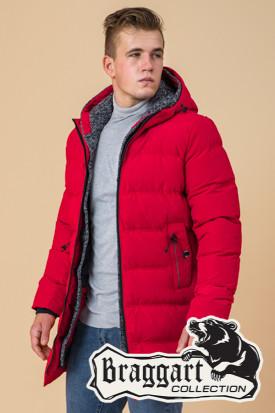 Длинная мужская куртка Braggart Aggressive (р. 46-56) арт. 29077F