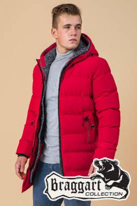 Длинная мужская куртка Braggart Aggressive (р. 46-56) арт. 29077F, фото 2