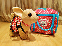 Chi chi love собачка с сумочкой