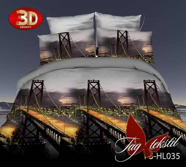 Полисатин 3D 1,5-спальні комплекти