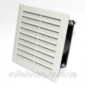 Вентиляторы с решеткой и фильтром 150м3/ч, IP54, 150х150