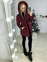 Женская теплая куртка - пуховик  ВХ9258, фото 1