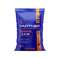 Партнер (Partner) Standard комплексне водорозчинне добриво NPK 3.9.40+S+Me+MgO 25 кг