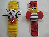 Браслетики с погремушкой, фото 1