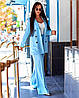 Жіночий костюм з брюками - труби в кольорах А-5-0919 (6444), фото 5