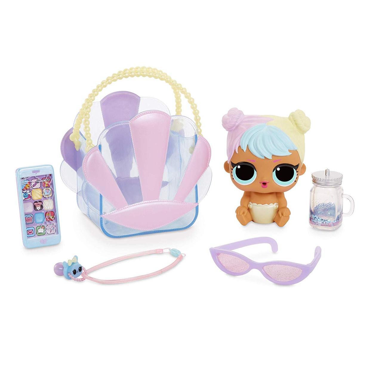 Кукла L.O.L. Surprise! Ooh La La Baby Surprise- Lil Bon Bon Бейби Бон Бон MGA Оригинал