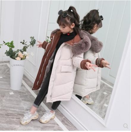 Детская теплая  куртка на девочку