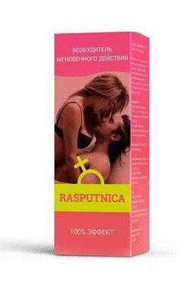 Возбуждающие женские капли Rasputnica, 30 мл, фото 2