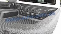 Корыто в кузов на Toyota Hilux 2015-2019 Вкладыш корыто в кузов для пикапа Тойота Хайлюкс 2015-2019