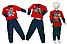 Пижама для мальчика на байке, Украина, Детки-текс, арт. 0314, фото 5
