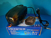 Компрессор Hidom HD-604 (4.5Вт, 5.4L/min*2) 2-х канальн. плавная регулировка