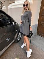 Женское модное платье  ВХ9268, фото 1