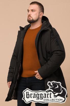 Мужская длинная зимняя куртка Braggart (р. 46-56) арт. 23425U