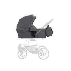 Люлька для коляски Bebetto Nico 230 темно-сірий
