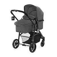 Универсальная коляска 2 в 1 Kinderkraft Juli Gray (KKWJULIGRY2000)