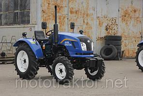 Трактор с доставкой DONGFENG DF404DHL(40л.с., гур, 4х4, 2х диск. сцеп.)