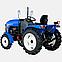 Трактор с доставкой JINMA JMT3244Н (3 цил., 24л.с), фото 4