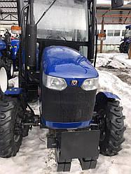 Трактор с доставкой ДТЗ 5404К(40 л.с. кабина)
