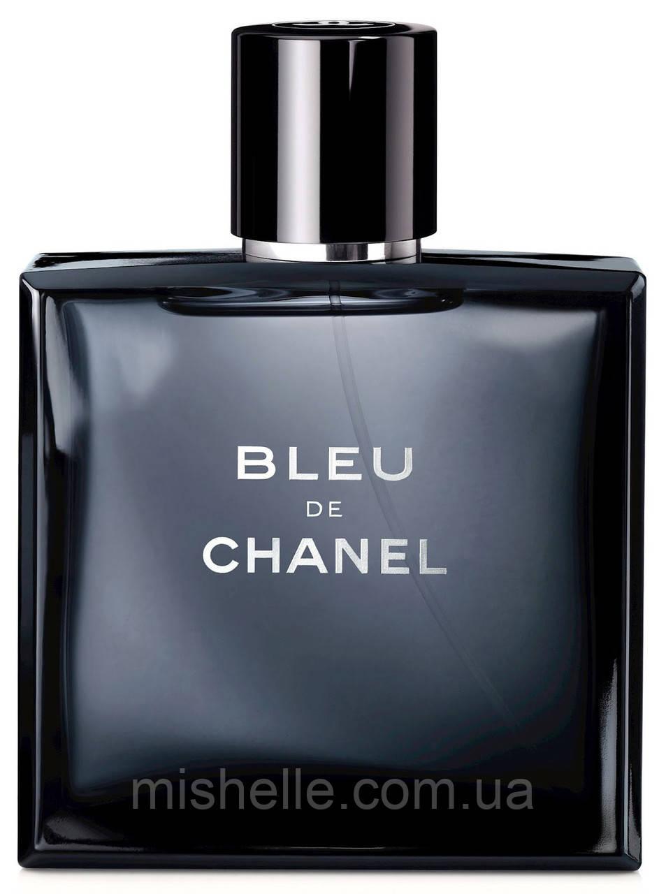 Тестер Chanel Bleu de Chanel Eau de Toilette (Шанель Блю де Шанель туалетная вода) реплика ОАЭ
