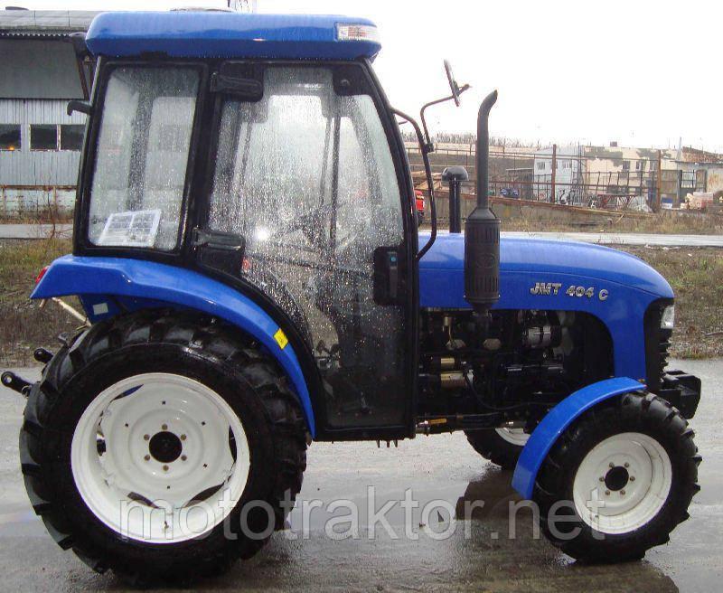 Трактор с доставкой JINMA JMT404С (4 цил., 40 л.с., 4*4)