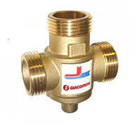 """Антиконденсатный смесительный клапан Giacomini 1"""" (55 °C), Kv 3,2 ― DN25"""