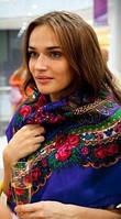 На что нужно обратить внимание покупая украинский платок с цветами в интернете?