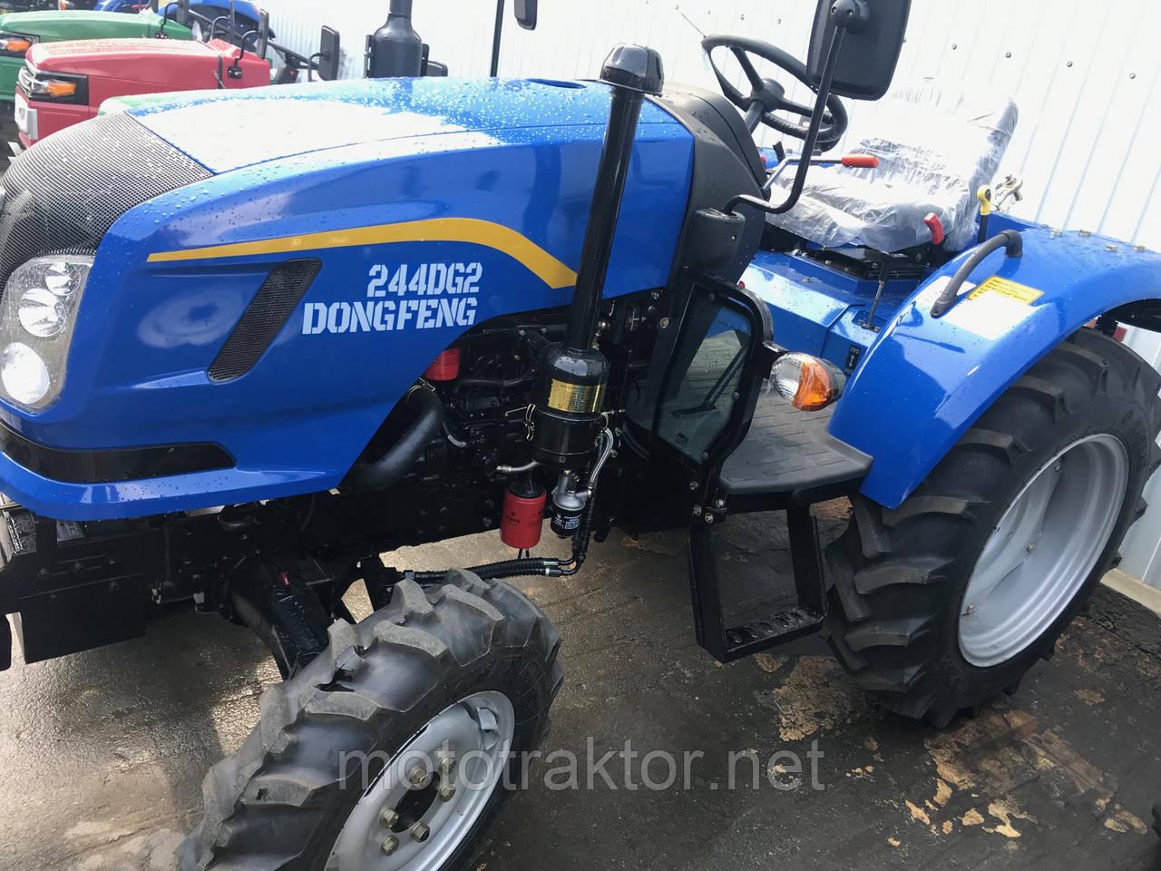 Трактор с доставкой DONGFENG 244DG2 Реверс