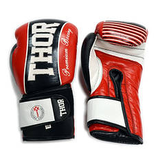 THOR THUNDER (Leather) RED, фото 2