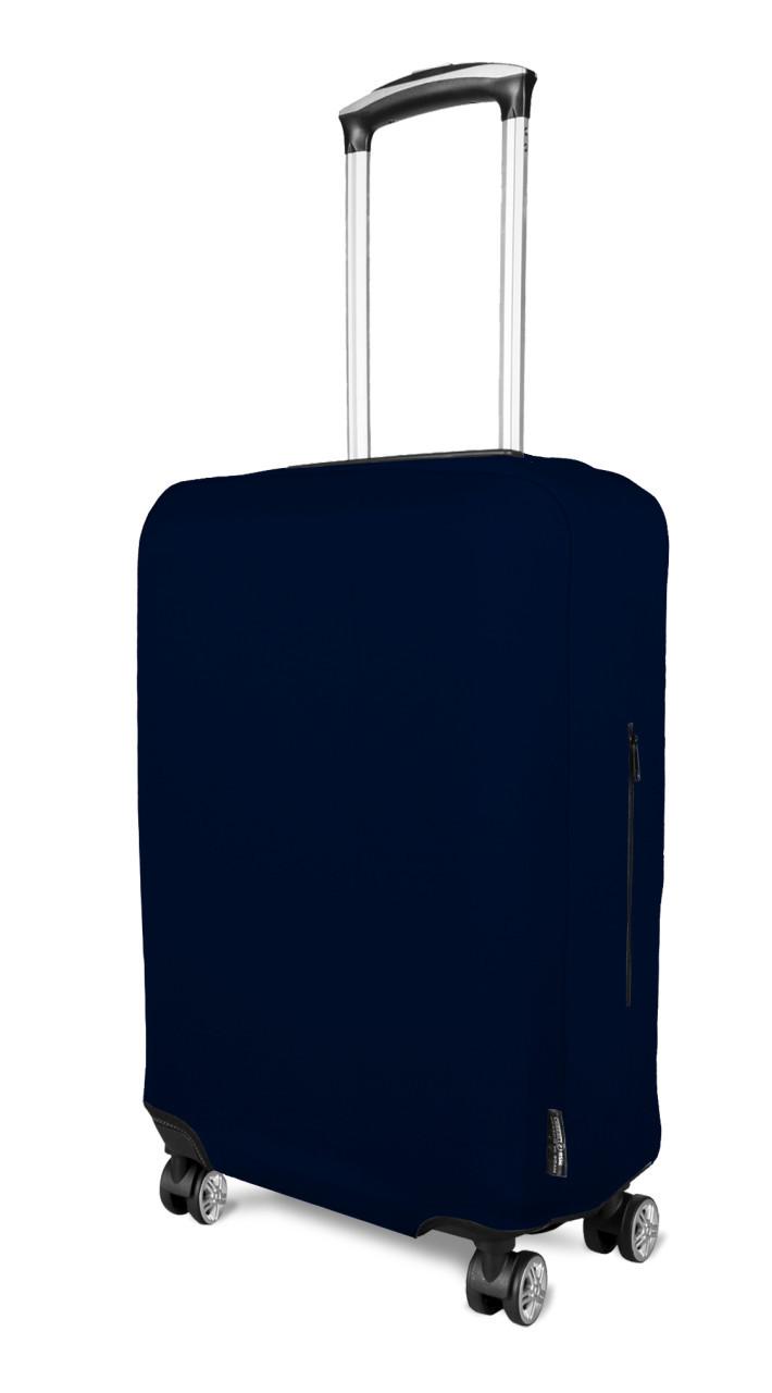 Чехол для чемодана Coverbag неопрен M синий