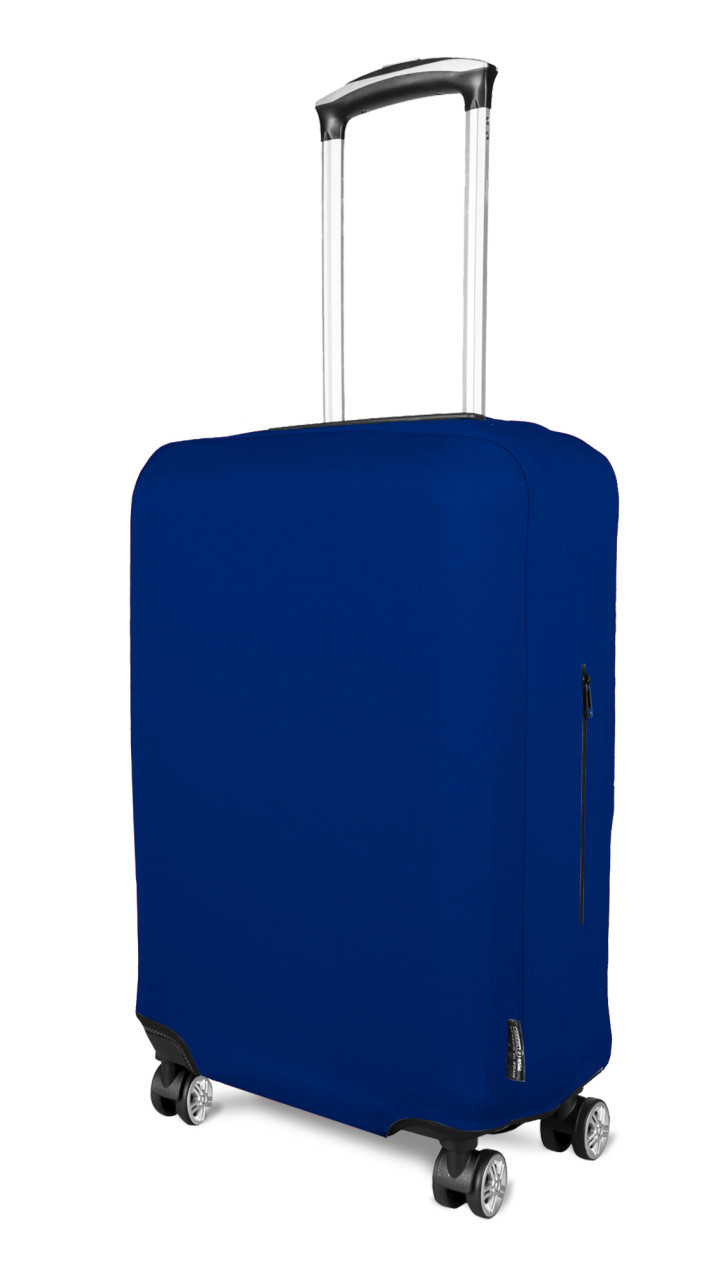 Чехол для чемодана Coverbag неопрен S электрик