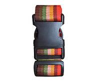 Багажные ремни Coverbag М  желто-красные, фото 1