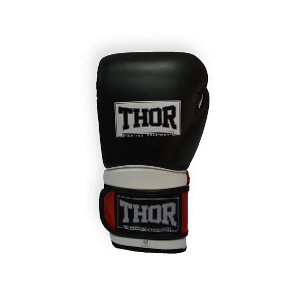 THOR PRO KING (Leather) BLK-RED-WHT