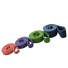 Резиновая лента для фитнеса Rising 22 мм, фото 3