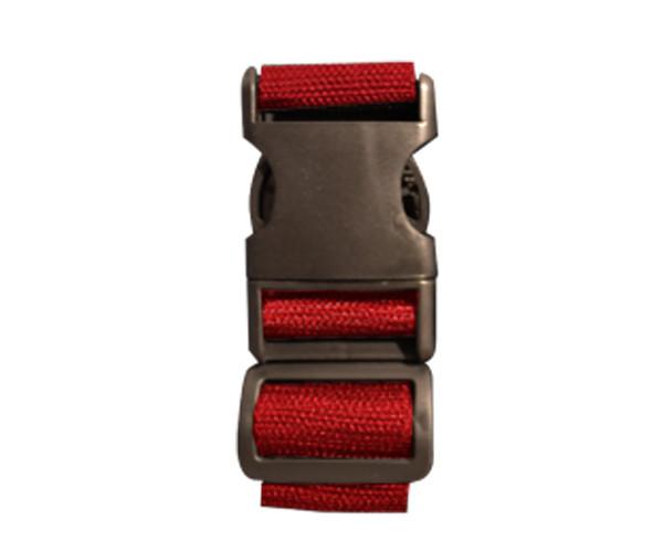 Багажные ремни Coverbag М красные