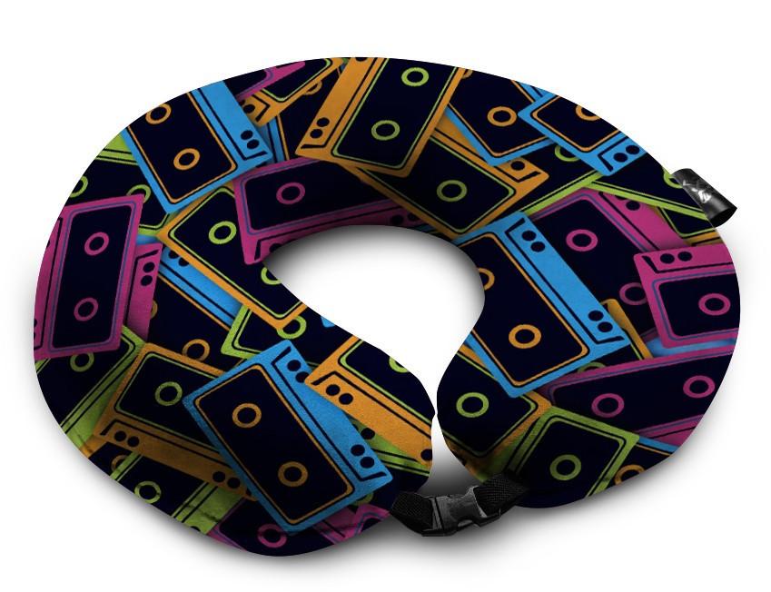 Подушка дорожная Coverbag кассеты  0401